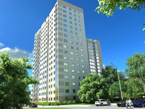 Пироговский, 3-х комнатная квартира, ул. Советская д.7, 6466000 руб.