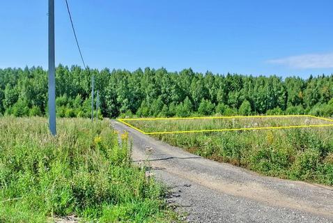 Участок 13,0 соток, 5,5 км от Истринского вдхр, 43 км от МКАД