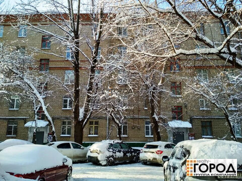 Москва, ул. 1-я Хуторская, д. 14. Продажа трехкомнатной квартиры.