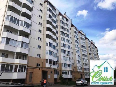 1-комнатная квартира 39 м2 ул. Гагарина Чехов