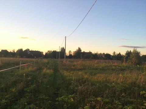 Участок в деревне Миронцево 11.5 соток