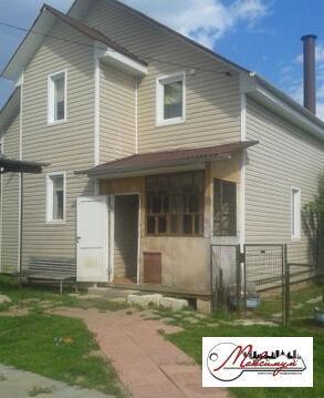 Продам дом 110 кв.м на уч. 8 соток д. Маслово