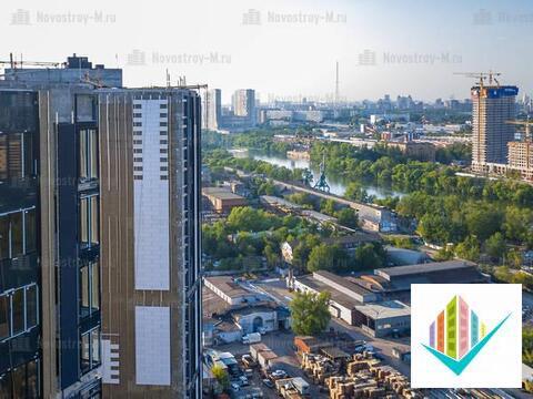 Апартаменты в Фили град-2 с видом на Москва-реку