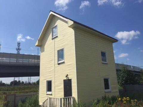 Купить дом из бруса в Ногинском районе д. Вишняково