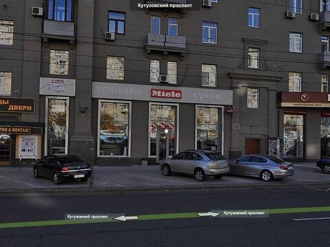 Аренда торгового помещения 345 км.м Кутузовский проспект 35