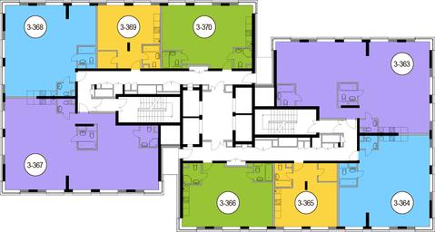 Москва, 1-но комнатная квартира, Головинское ш. д.10, 9526500 руб.