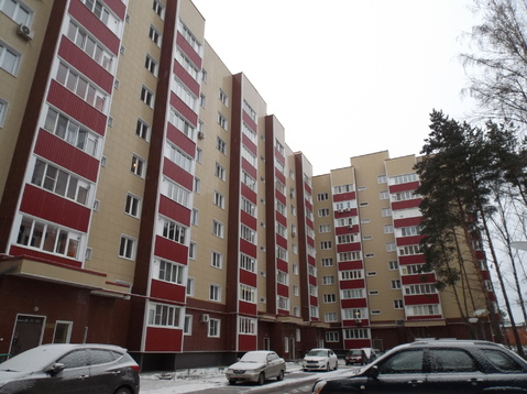 1-комнатная квартира, 45 кв.м., в ЖК на улице Ленина, 112