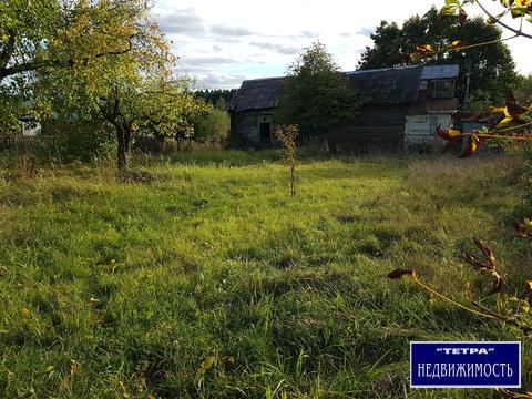 Продается земельный участок в живописном уголке Москвы,12 соток, ИЖС