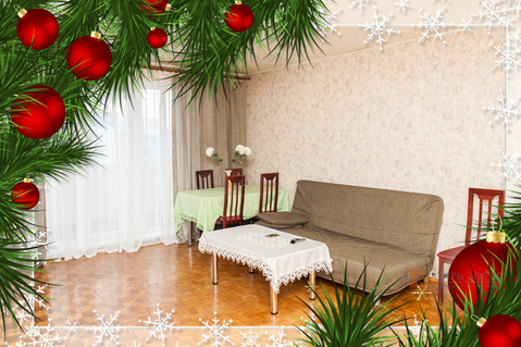 Продаю 3-комнатную квартиру. г. Чехов, ул. Полиграфистов д. 25.
