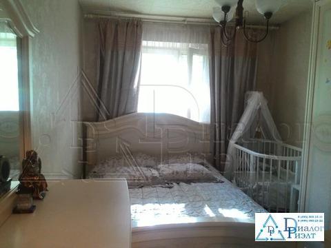 Продается 2-комнатная квартира в 10 минутах ходьбы от метро Выхино.