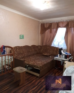 Продам 1-к квартиру в хорошем состояним, Серпухов, Пушкина, 46, 2,3млн