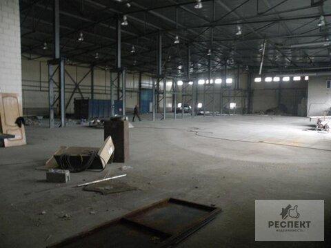 Новый отапливаемый склад 2000 кв.м.