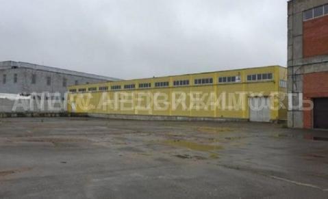Аренда склада пл. 2000 м2 Зеленоград Ленинградское шоссе в складском .
