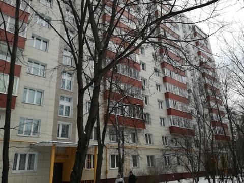 Продается 1 комн. квартира на ул. Уральская( м. Щелковская).