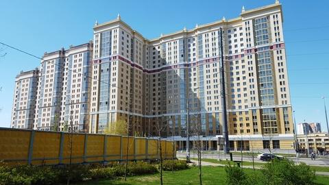 """2-комнатная квартира, 85 кв.м., в ЖК """"Мосфильмовский"""""""