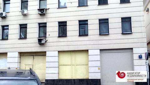 Офис на Нижнем Кисловском. Арбат