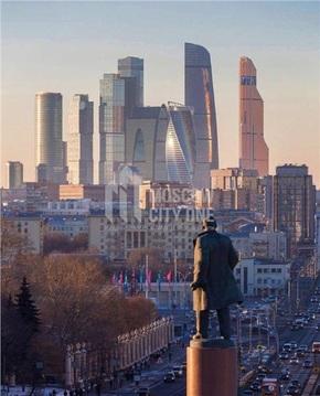 108 м2 44 этаж Офис Город Столиц Башня Москва