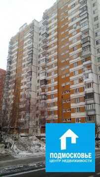 2х комнатная квартира в Люберцах