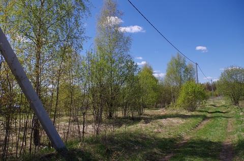 Д.Иневка Наро-Фоминского р-на. Продается участок 75 сот. ИЖС.