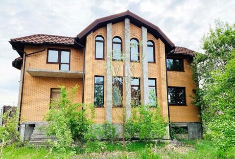 Дом 348 кв.м. Брехово Солнечногорский район
