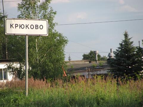 Участок в деревне с газом и канализацией