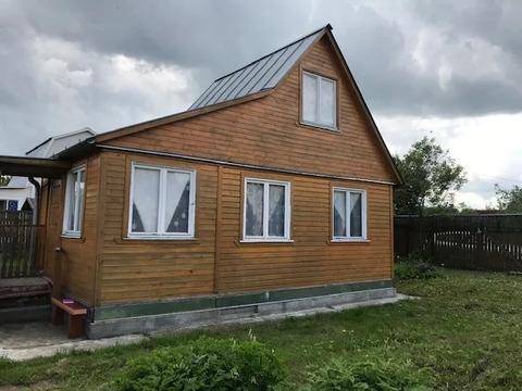 Продается садовый дом, СНТ Восточное, 62 км от МКАД