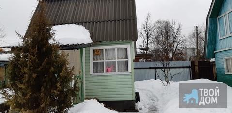 Продается дача площадью 40 м2, расположенная в черте города Егорьевска