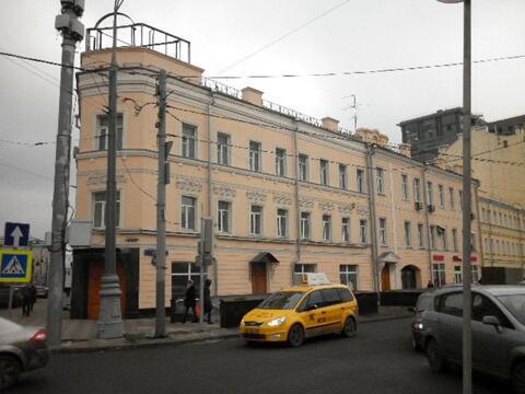 Аренда торгового помещения, м. Добрынинская, Ул. Валовая
