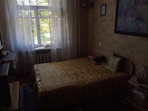 Продается трехкомнатная квартира, метро Волжская