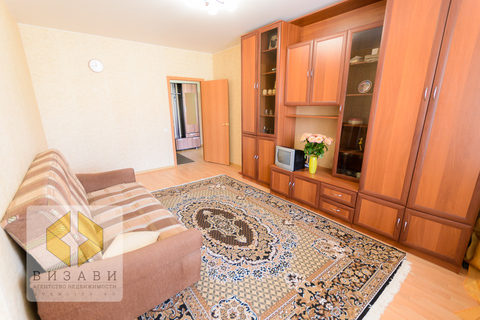 1-комнатная квартира, 40 кв.м., в ЖК «Ракитня»