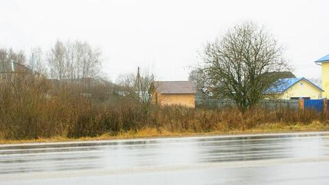 Участок с домиком в Волоколамске на Северном шоссе в 100 км. от МКАД