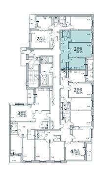 Москва, 2-х комнатная квартира, ул. Радиальная 6-я д.7, 4999999 руб.