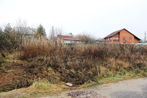 Продам участок площадью 6 соток в деревне Троице-Сельце
