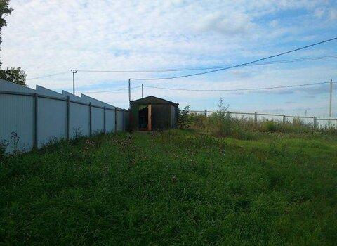 Продажа участка, Подольск, Ознобишено село