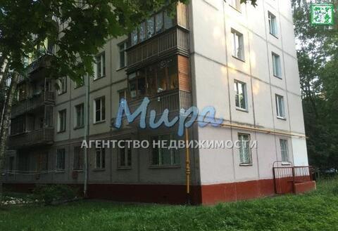 Москва, 2-х комнатная квартира, ул. Шумилова д.7, 6450000 руб.
