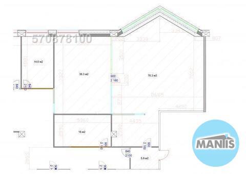 Предлагается в аренду Представительский офис общей площадью 170 м2, ра