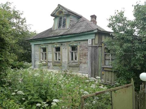 Дом в д. Боблово