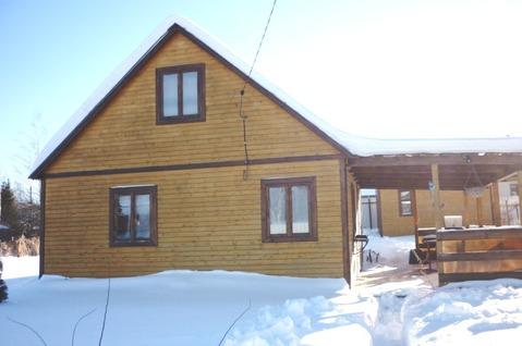 Дача 65 кв.м, на 6 сот, СНТ Зодиак, Сергиево-Посадского района