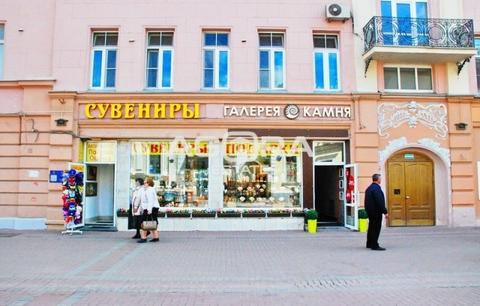 Продажа торгового помещения, м. Арбатская, Ул. Арбат