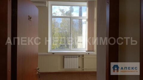 Аренда офиса 250 м2 м. Серпуховская в бизнес-центре класса В в .