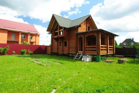 Дом 80 м2 и участок 8 соток в Голицыно, 30 км от МКАД, 4700000 руб.