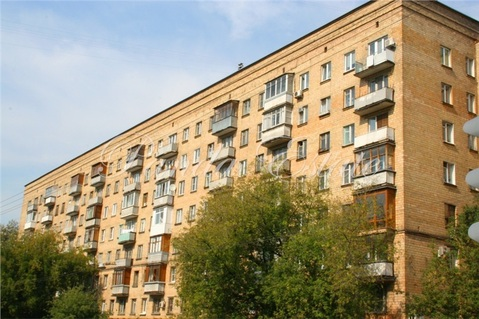 Квартира по адресуг.Москва, ул.Трифоновская, д.49 (ном. объекта: 2198)