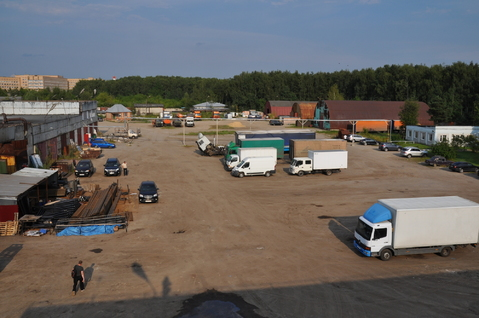 Производственные помещения 4915 кв.м на 3 гектарах земли