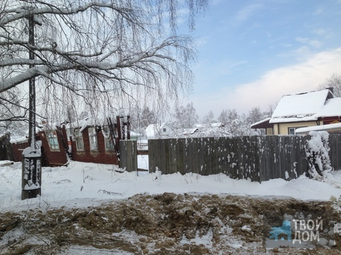 Участок 9 сот ИЖС, в г Егорьевске, ул 8 марта д 55/32