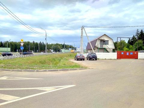 Земля под бизнес на автодороге Москва - Дмитров развязка А-104 с А-107