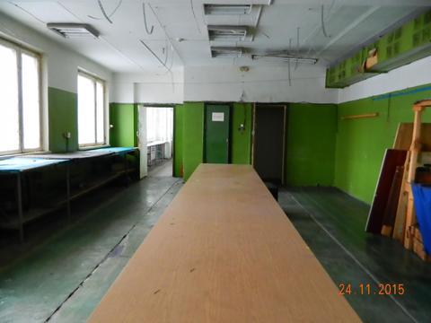 Производственно-складское помещение в Строгино 350м2
