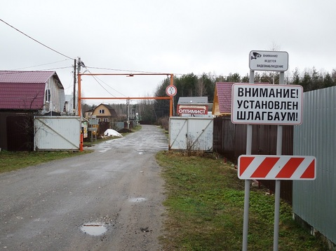 Дачный участок 7 соток в Павловском Посаде в СНТ есть газ