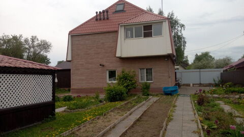 Продается комифортабельный дом в центре пос.Тучково Рузский р.