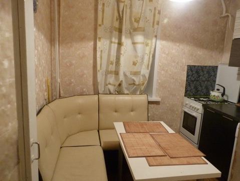 Однокомнатная квартира с мебелью и бытовой техникой в г.о Шатура