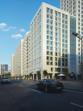 Москва, 3-х комнатная квартира, ул. Василисы Кожиной д.13, 43837360 руб.